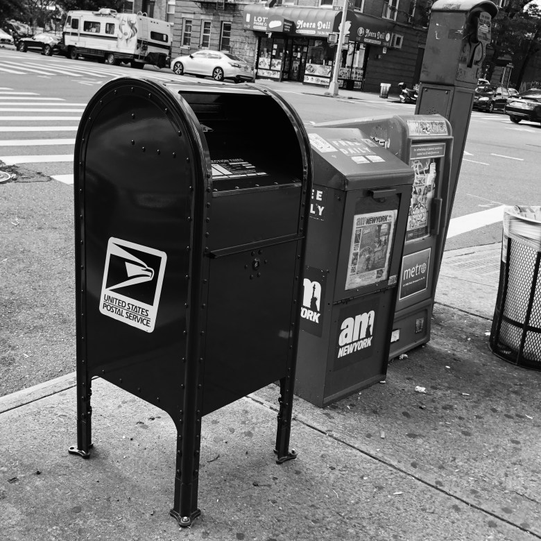 USPS Standard Collection Box