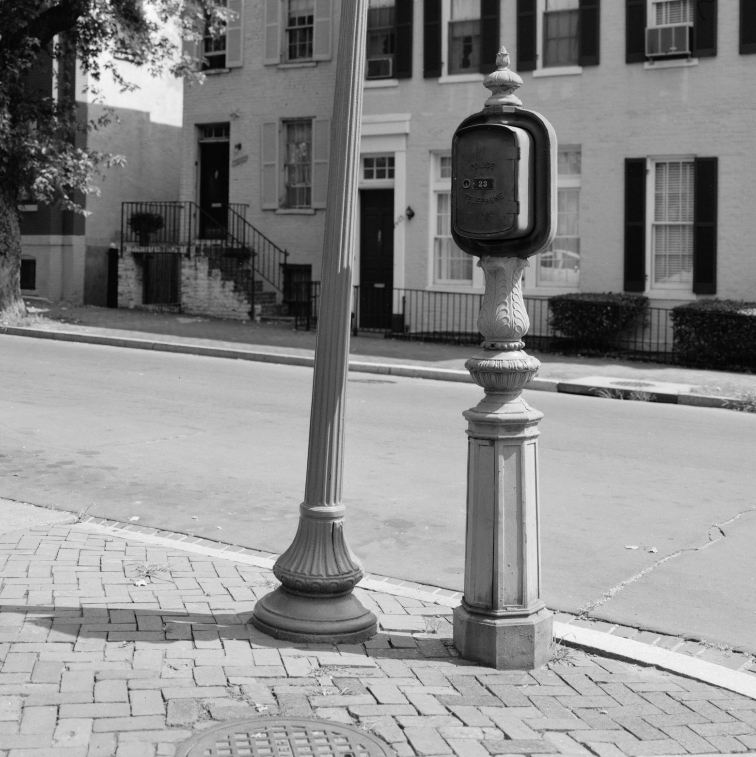 History: Georgetown Call Box
