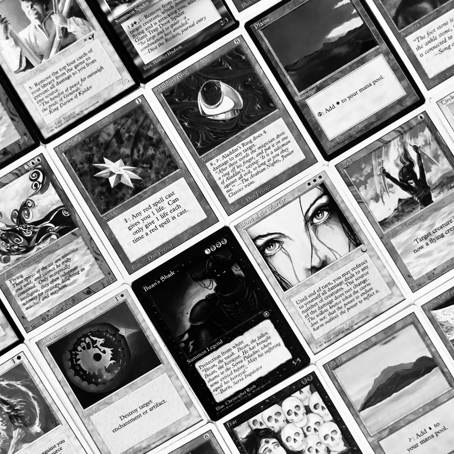 Inspiration – Magic: The Gathering