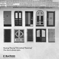 NY Times Real Estate drawings