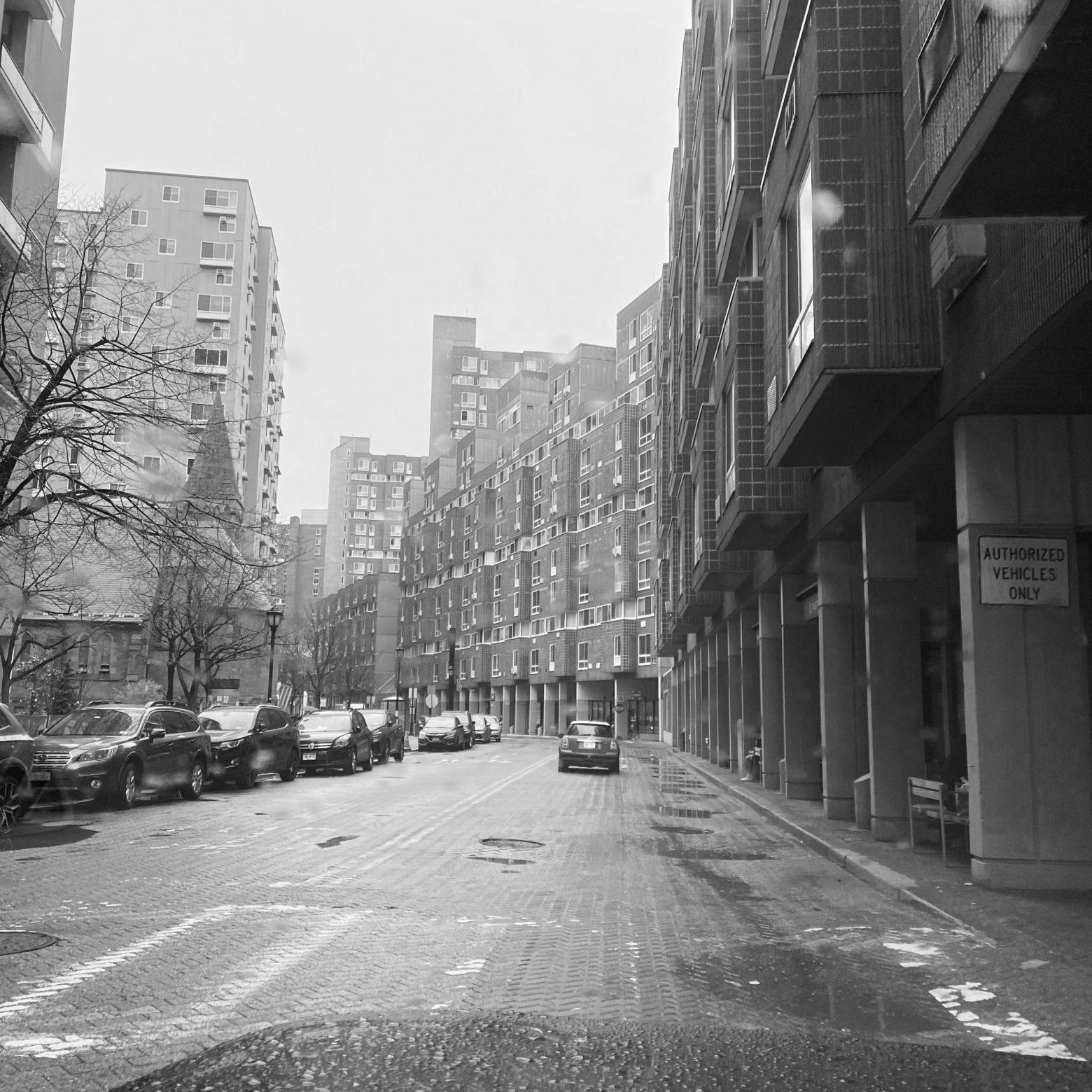 Roosevelt Island Main Street