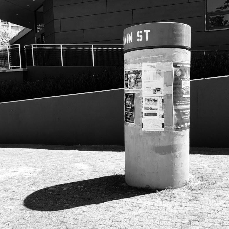 Roosevelt Island Info Kiosk