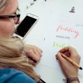 Lettering Workshop typopoetry
