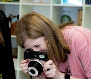 Sofortbilder Instax Creative Journaling typopoetry