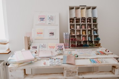 stationery lovers pastellover