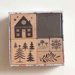 Karten gestalten Weihnachtskarten