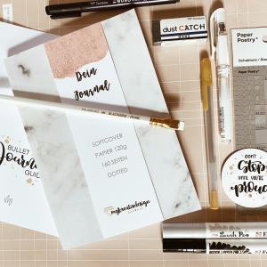 Omaxane typopoetry Bullet Journal Kit