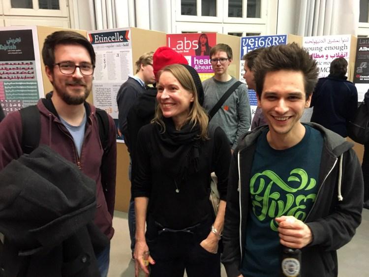 TStT 20160128 by Sonja Knecht – Lorenz Seeger & Harry Keller