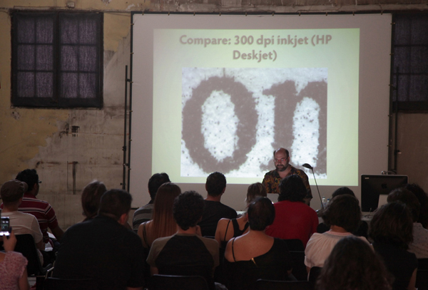 "My ""Type Detective"" talk at Typo Week Barcelona"