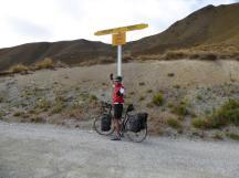 Lindis Pass 965 m