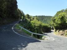 0033. Steep bend going down Moonshine Hill Rd into Upper Hutt (Copy)