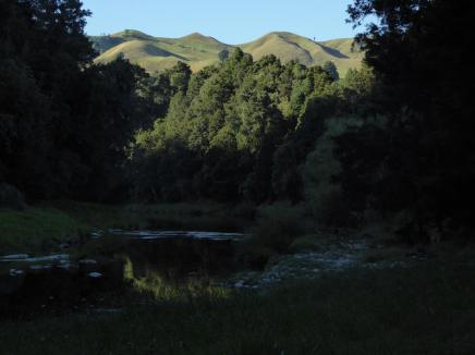 0148. View from Doneraille Park campsite