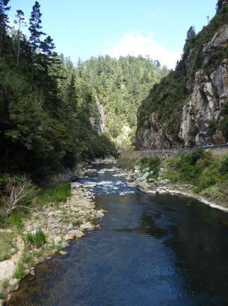 Karangahake Gorge