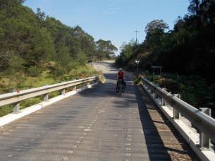 106. Bridge on the Mount Darragh road