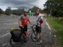 139. First cyclotourist we've seen since Melbourne
