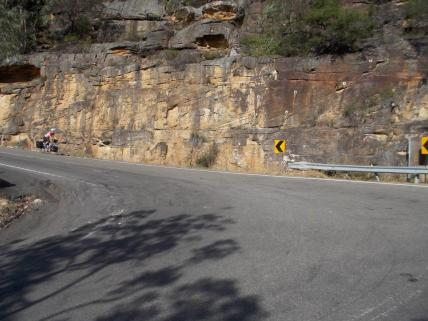 202. Dropping into Wisemans Ferry