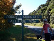 101. Top of Dorrigo Mountain