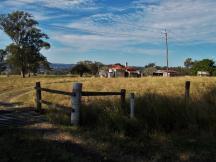 127. Rusty house near Lismore
