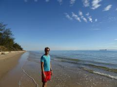 172. Moreton Island