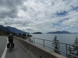 018. Howe Sound from the Sea to Sky highway