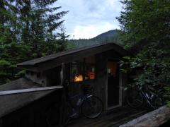 042. Cabin at Strongwater, Egmont