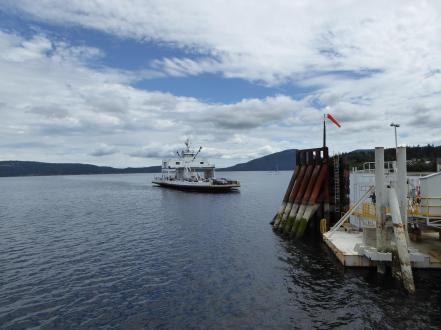 071. Crofton to Salt Spring Island ferry
