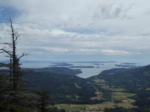 075. View from the top of Mount Maxwell