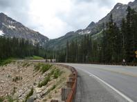 035. Climbing up to Washington Pass