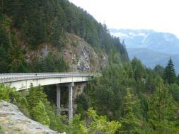 047. Bridge near Ruby Arm of Ross Lake