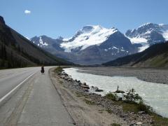 144. Athabasca River after Beauty Creek HI