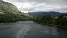 206. Colombia River in Castlegar