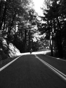 075. Descending Legget Pass