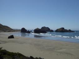 086. Around Cape Sebastian