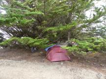 107. Doran Regional Point campsite