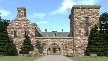 Castle House Plans by Tyree House Plans Build Your Castle