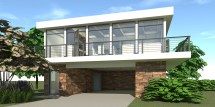 Modern Concrete Home Designs House Plans