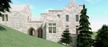Castle House Plans Designs