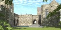 Duke Castle Plan Tyree House Plans