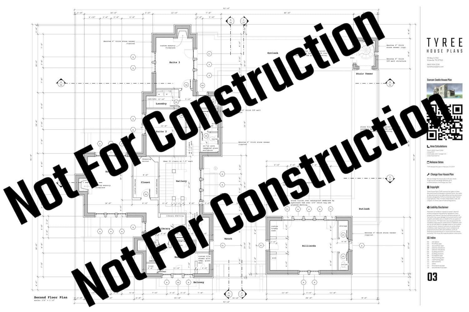 Support by Tyree House Plans