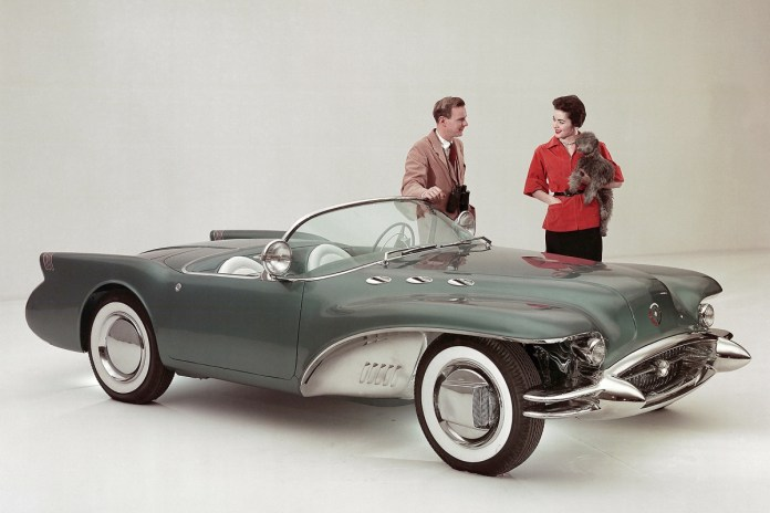 from science fiction to science fact: american concept cars of the