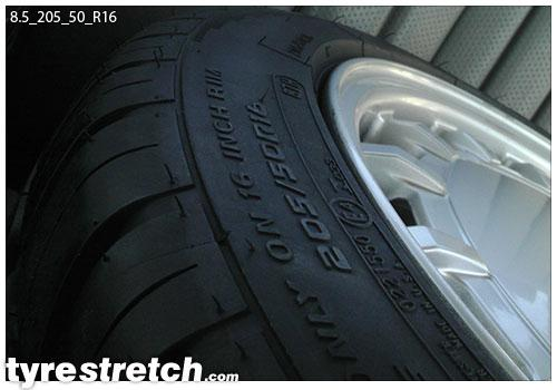 205 55 R16 Tyrestretch.com 8.5-205-50-r16 | 8.5-205-50-r16