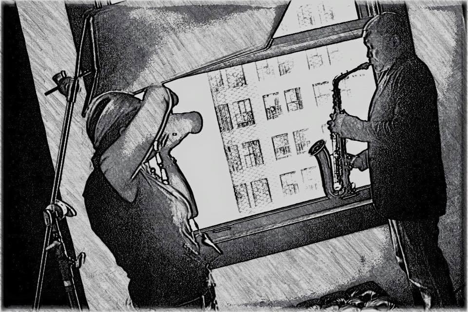 artwork drawing of capture emily perez Tyrone Smith