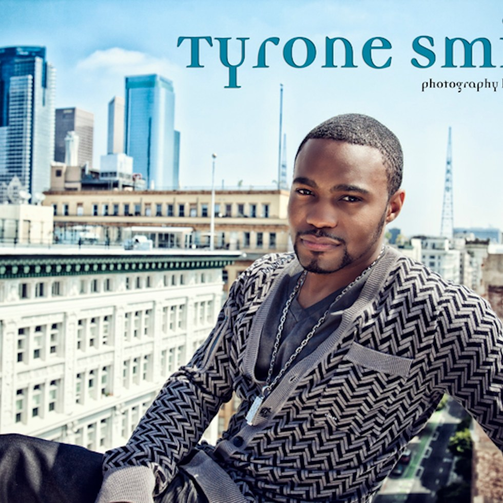 Rooftop LA Tyrone Smith