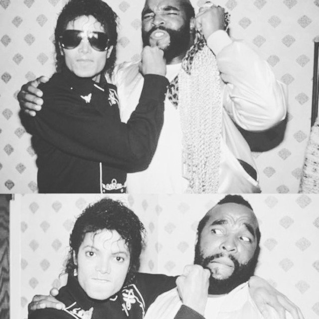 Tyrone Smith Birthday Wishes Michael Jackson Mr T Charity Philanthropy