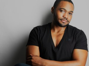 Celebrity Musician producer brand ambassador Tyrone Smith Welcomes challenges captured by Jeffrey Mosier.. There are times in everyone's life when something constructive is born out of adversity.. If things are always easy, beware, you may be headed down hill and don't know it.