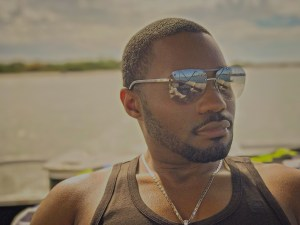 Tyrone Smith in Yacht in Gulf of Mexico