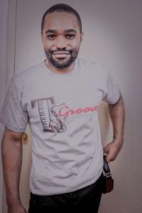 Anitmated T's Groove Inc shirt worn by Tyrone Smith TS Groove Inc Palorum LA Apparel CustomizedGirl