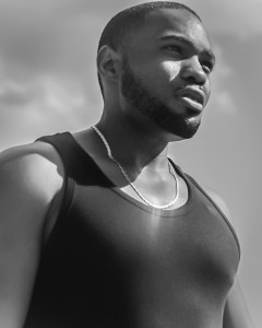 1 person, nyc, beard, Tyrone Smith, G-Star Raw, mens fashion, inspiration, and sunlight