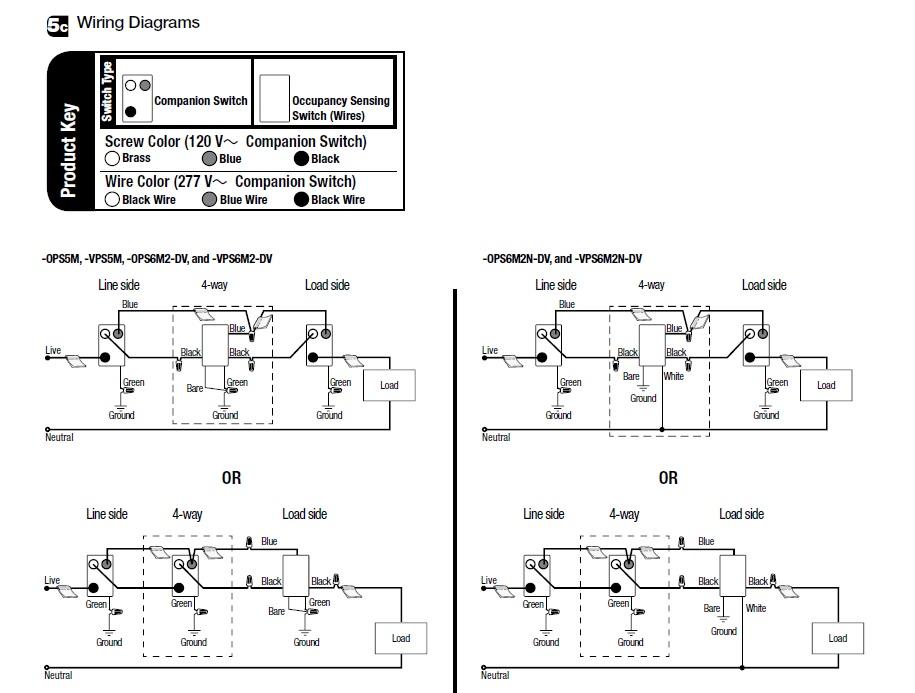 Wiring Diagram Lutron Maestro Dimmers: Lutron 4 Way Dimmer Switch Wiring Diagram   Nilza net,