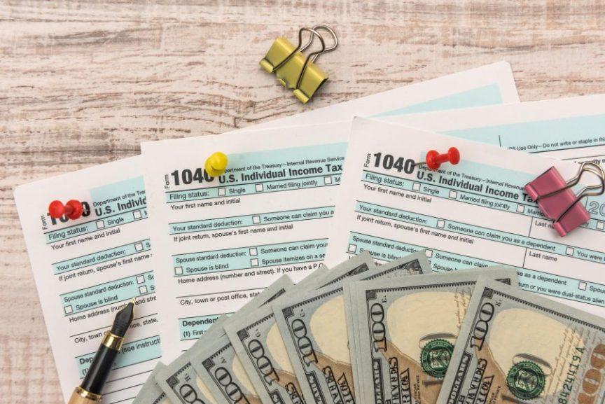 taxable income, tax season
